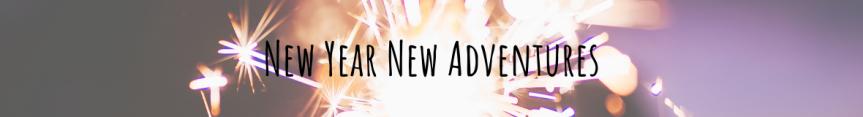New Year NewAdventures