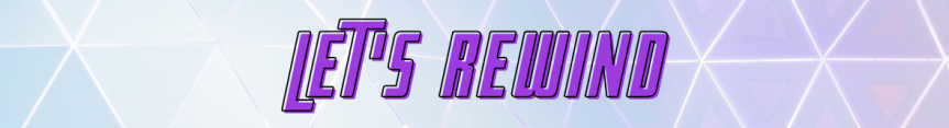 Let's Rewind: April